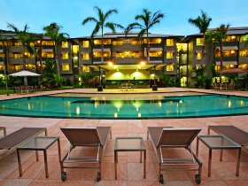 Paradise Palms Resort and Country Club - Accommodation Cairns