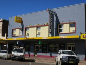 Club House Hotel Gunnedah - Accommodation Cairns