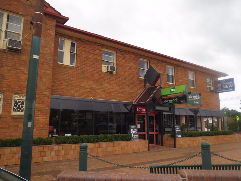 Gunnedah Hotel - Accommodation Cairns