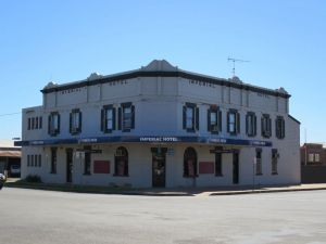 Imperial Hotel Gunnedah - Accommodation Cairns