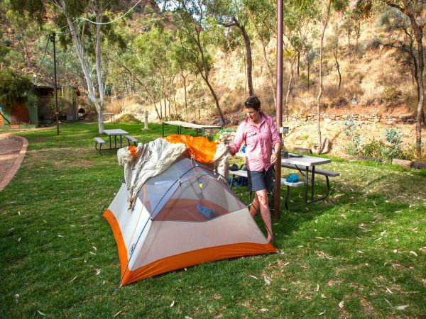 Standley Chasm Angkerle Camping - Accommodation Cairns