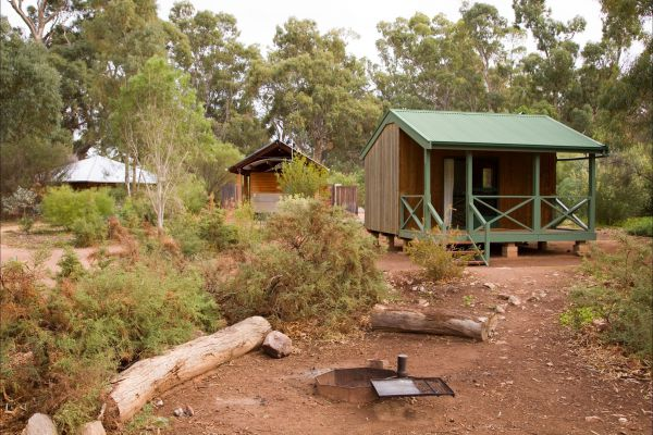 Alligator Lodge - Mount Remarkable National Park