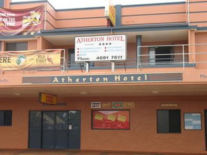 Atherton Hotel - Accommodation Cairns