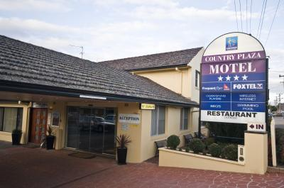 Quality Inn Country Plaza Queanbeyan - Accommodation Cairns