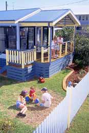 Werri Beach Holiday Park - Accommodation Cairns