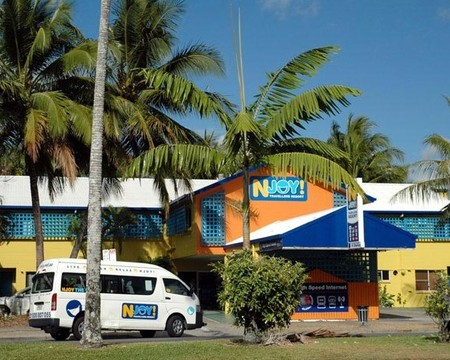 Njoy Travellers Resort - Accommodation Cairns