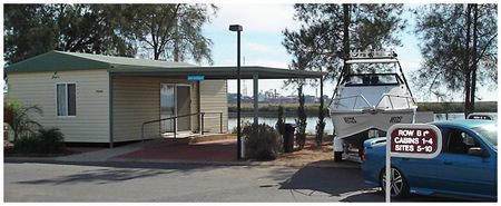 Port Pirie Beach Caravan Park