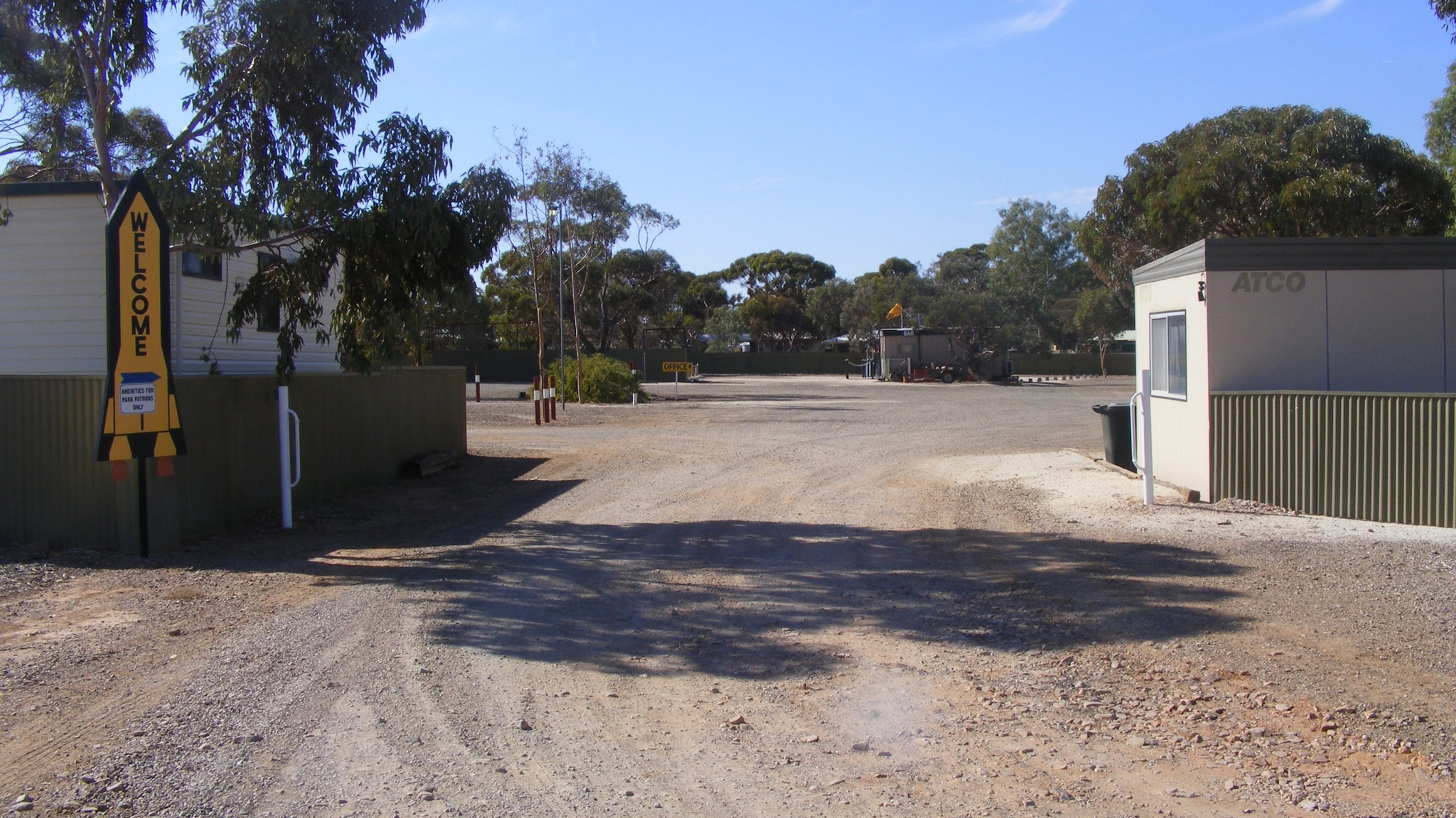 Woomera Traveller's Village and Caravan Park