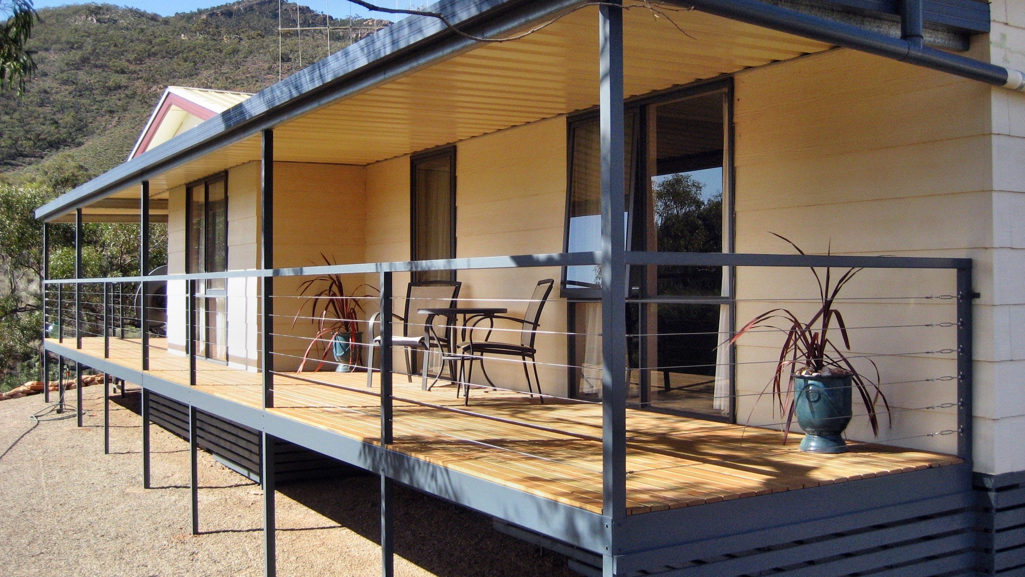 Devil's Peak Bed  Breakfast - Accommodation Cairns