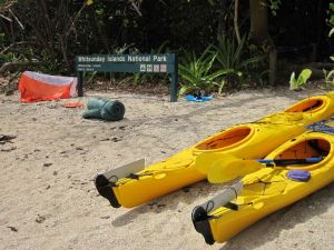 Molle Island National Park Whitsundays National Park Camping Ground - Accommodation Cairns