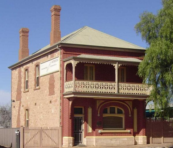 Savings Bank of South Australia - Old Quorn Branch - Accommodation Cairns