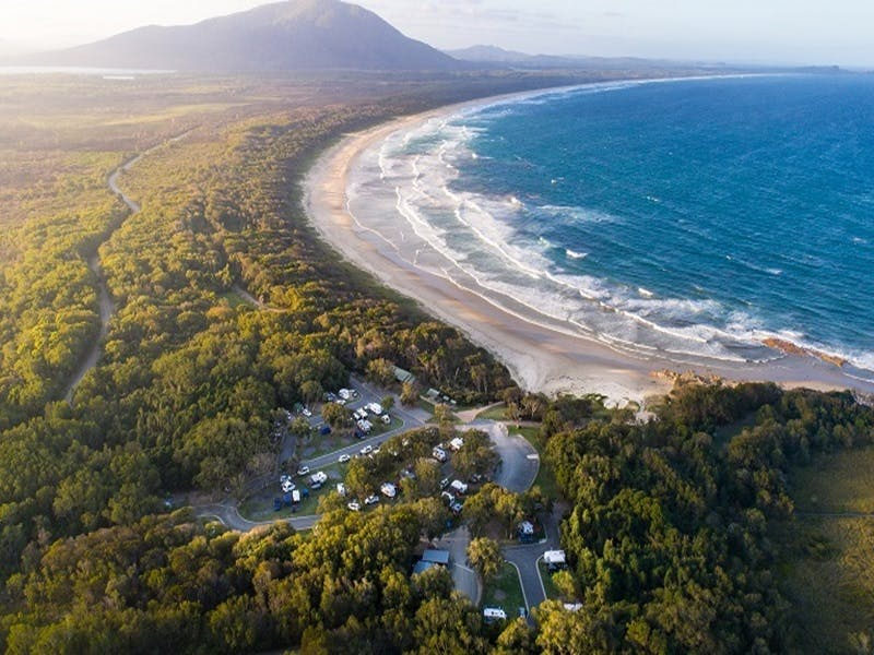 Diamond Head campground - Accommodation Cairns