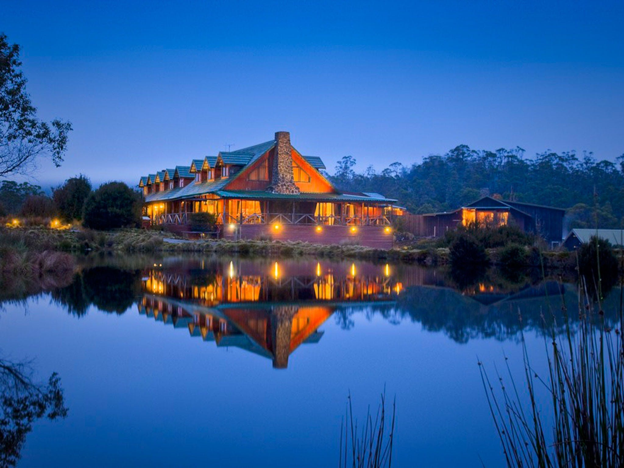 Peppers Cradle Mountain Lodge - Accommodation Cairns