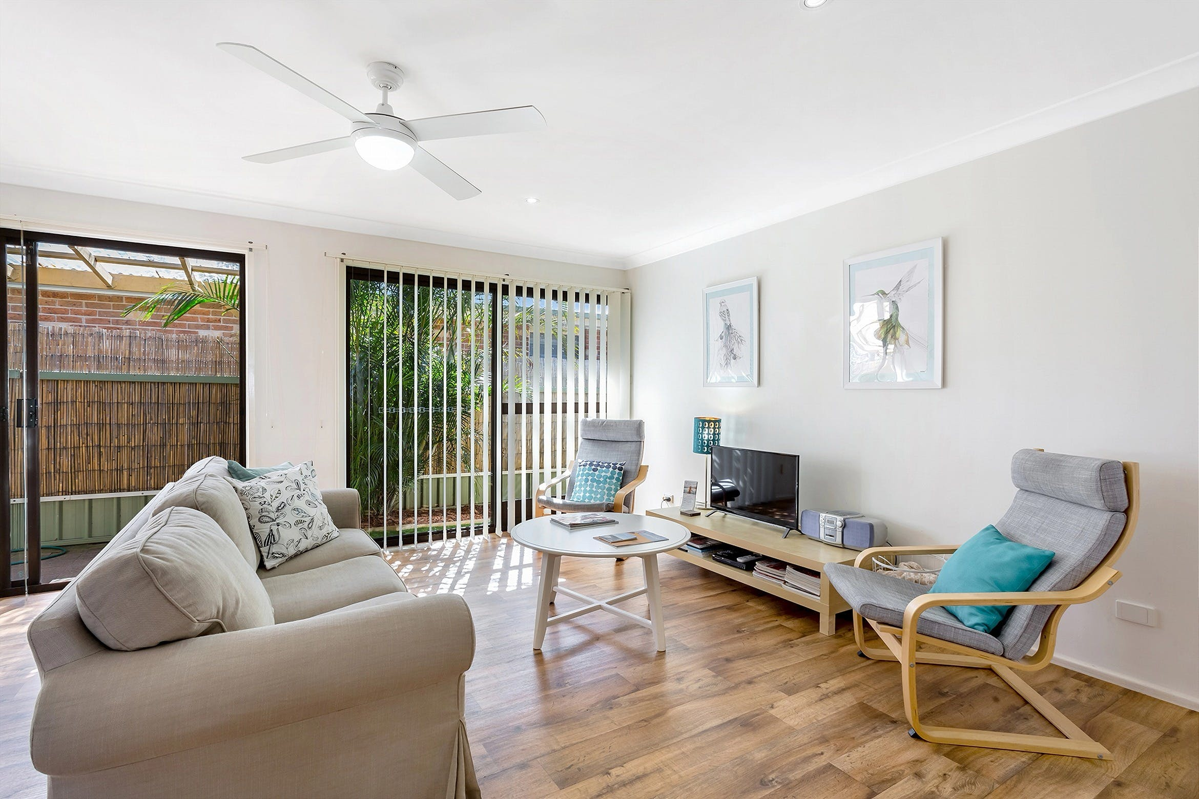 Shearwater at Shoal Bay Cottage One - Dogs Welcome - Accommodation Cairns