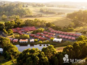 Tall Timbers Tasmania - Accommodation Cairns