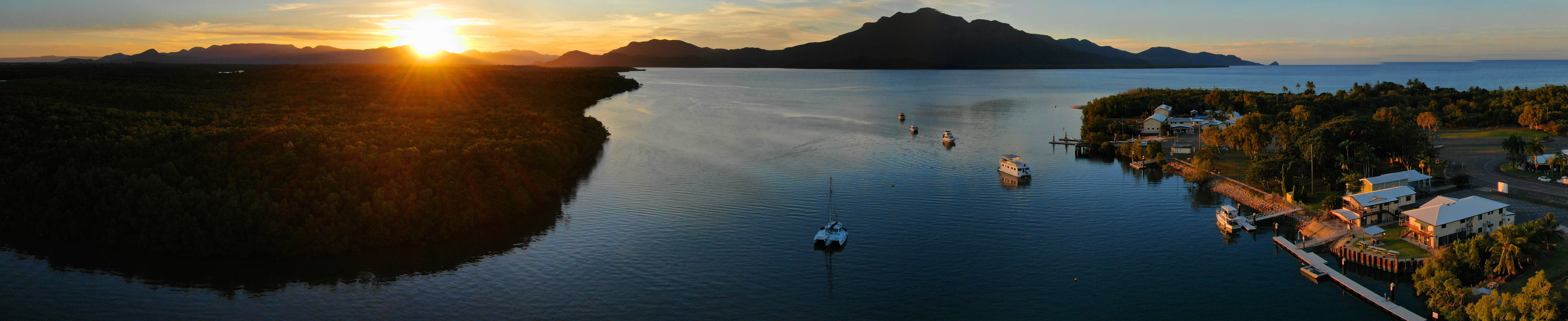 Hinchinbrook Marine Cove Resort - Accommodation Cairns