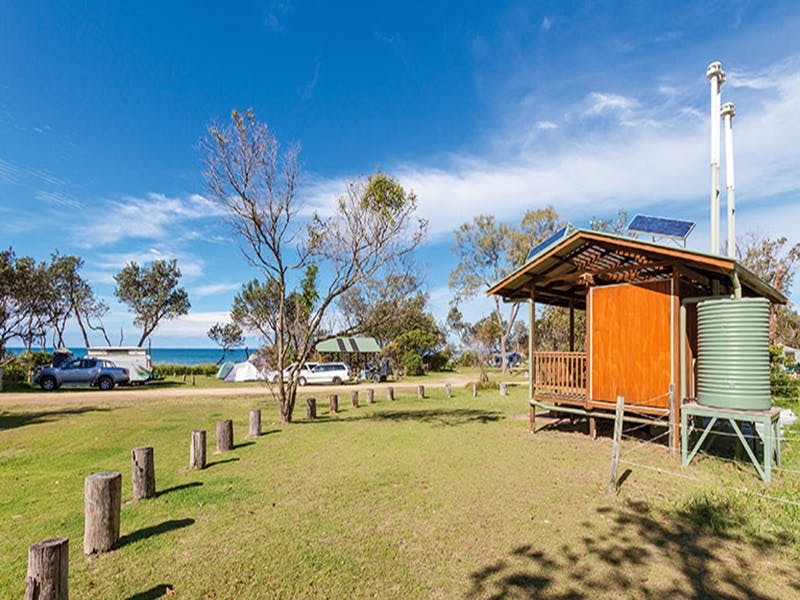 Illaroo campground - Accommodation Cairns