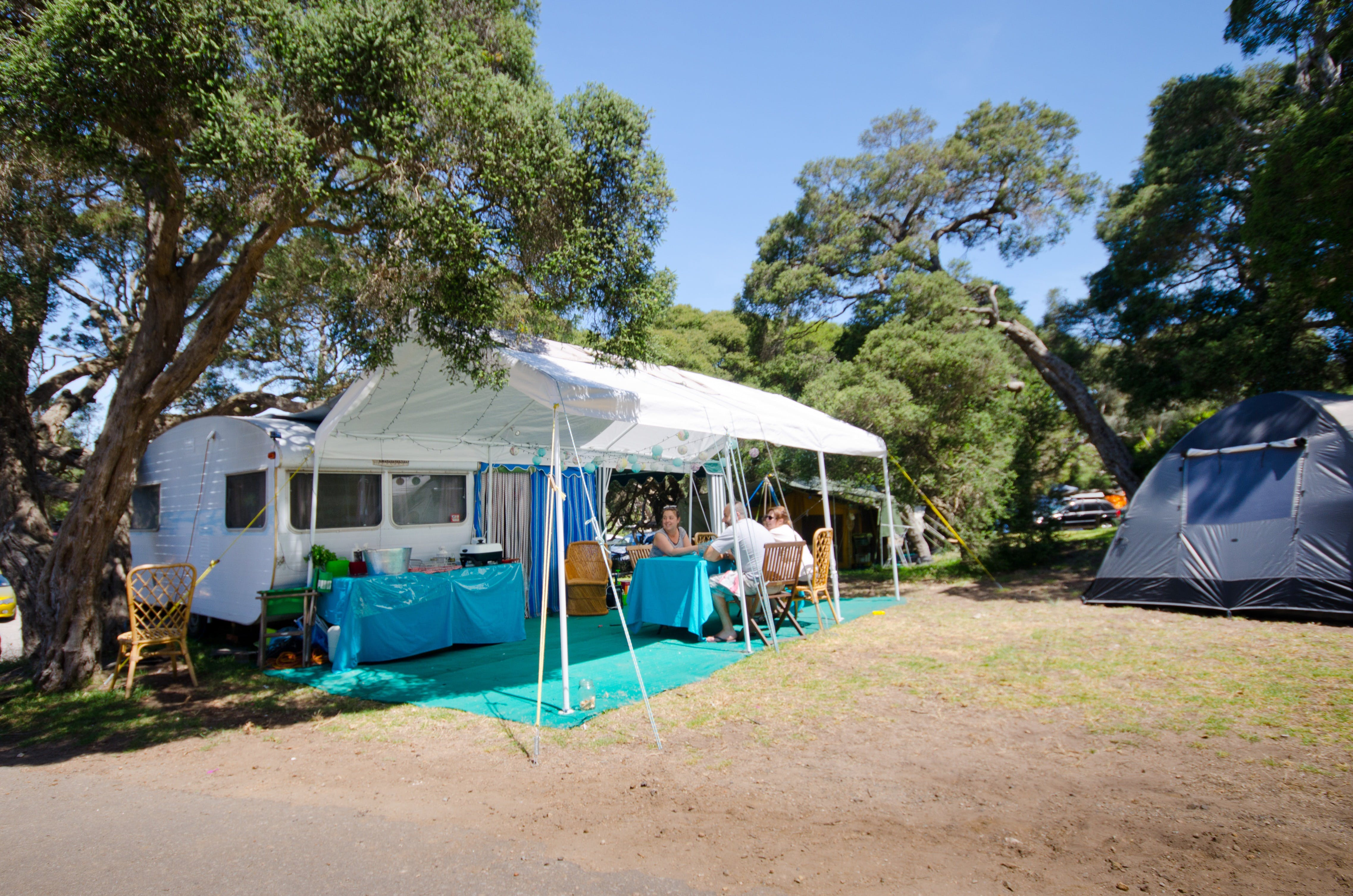Sorrento Foreshore Camping - Accommodation Cairns