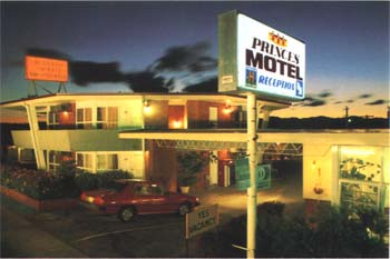 Princes Motel - Accommodation Cairns