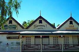 Bourke Riverside Motel - Accommodation Cairns