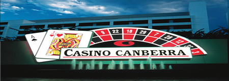 Casino Canberra - Accommodation Cairns