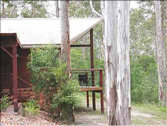 Bewong River Retreat - Accommodation Cairns