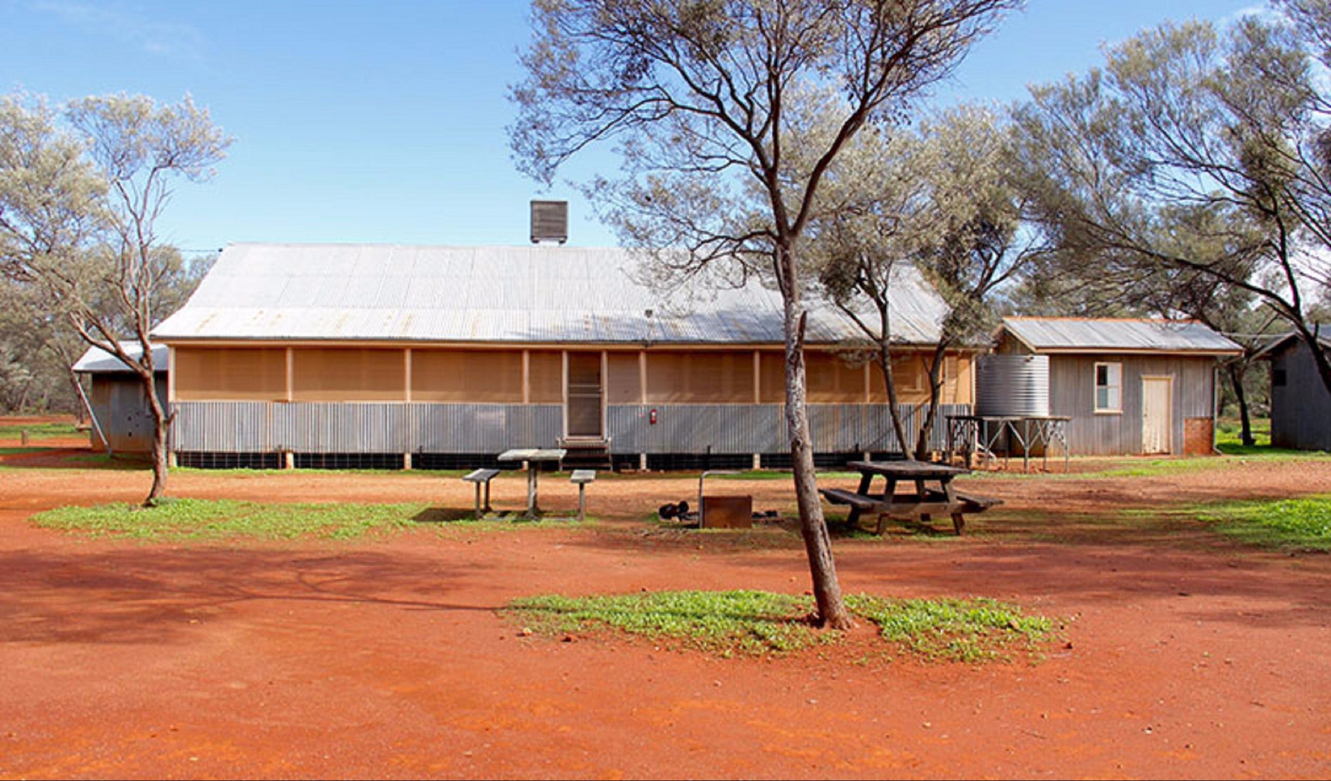 Belah Shearers Quarters - Gundabooka National Park - Accommodation Cairns