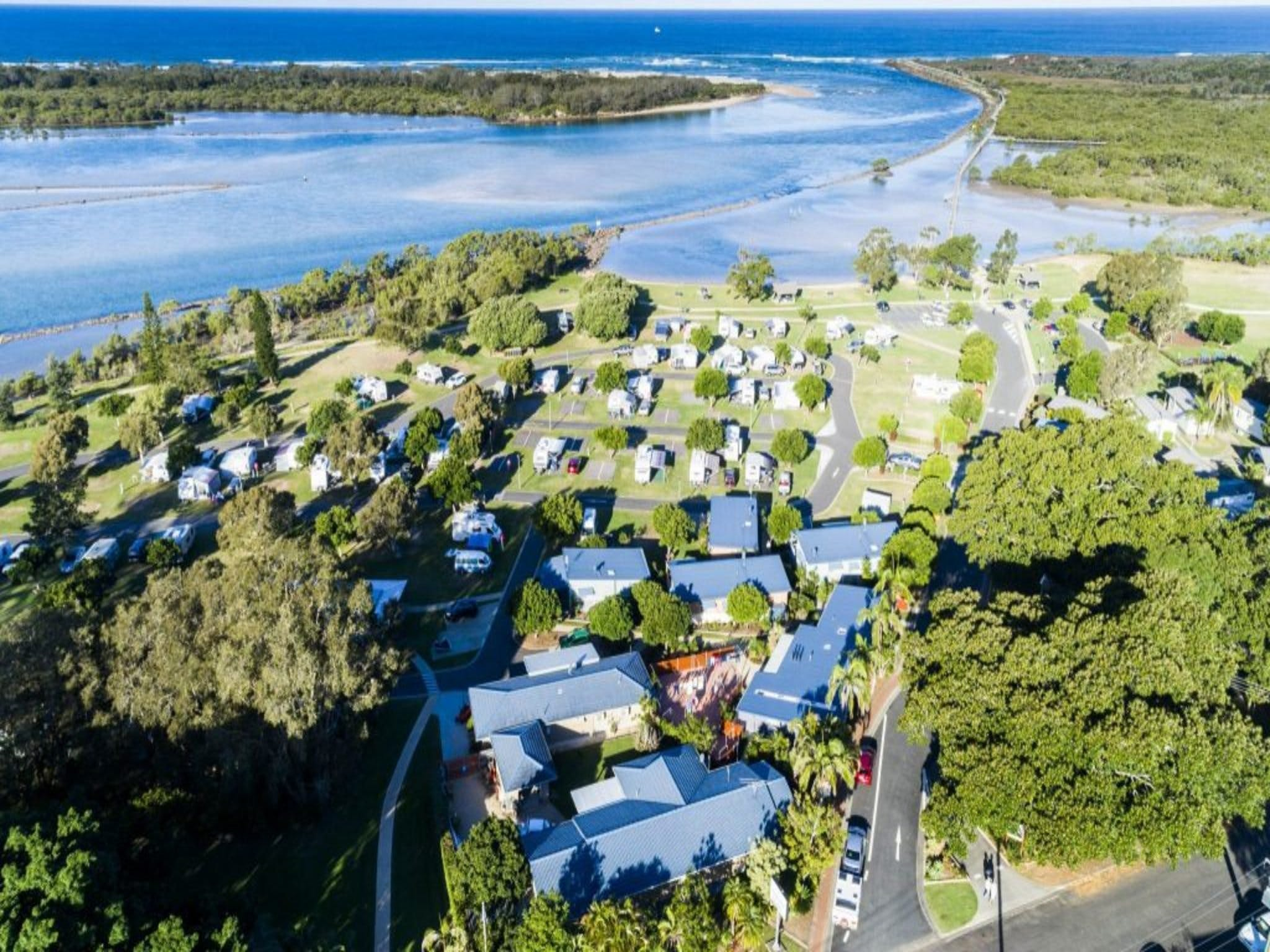 Reflections Holiday Parks Urunga - Accommodation Cairns