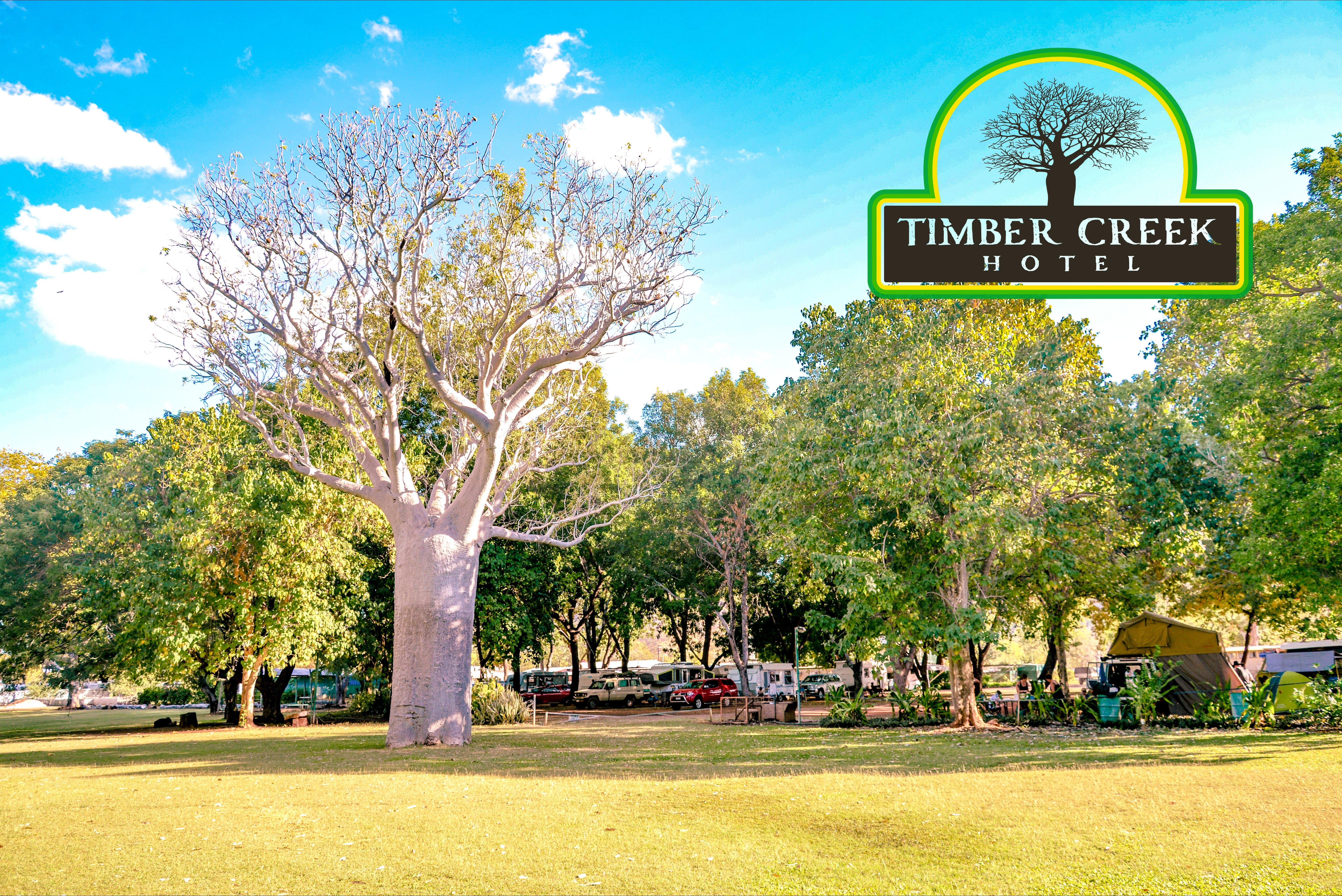 Timber Creek Hotel and Caravan Park - Accommodation Cairns