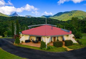 A View of Mount Warning Bed and Breakfast - Accommodation Cairns