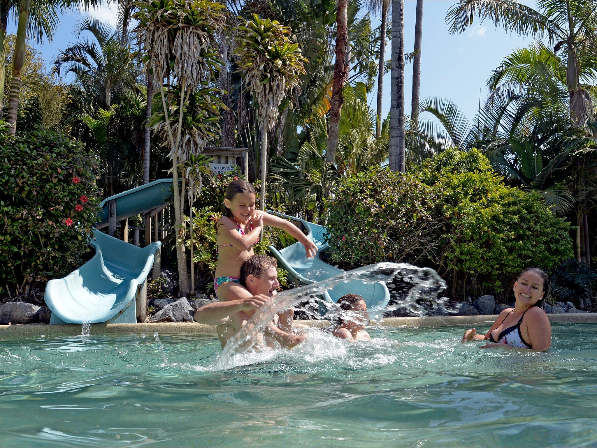 NRMA Darlington Beach Holiday Resort - Accommodation Cairns