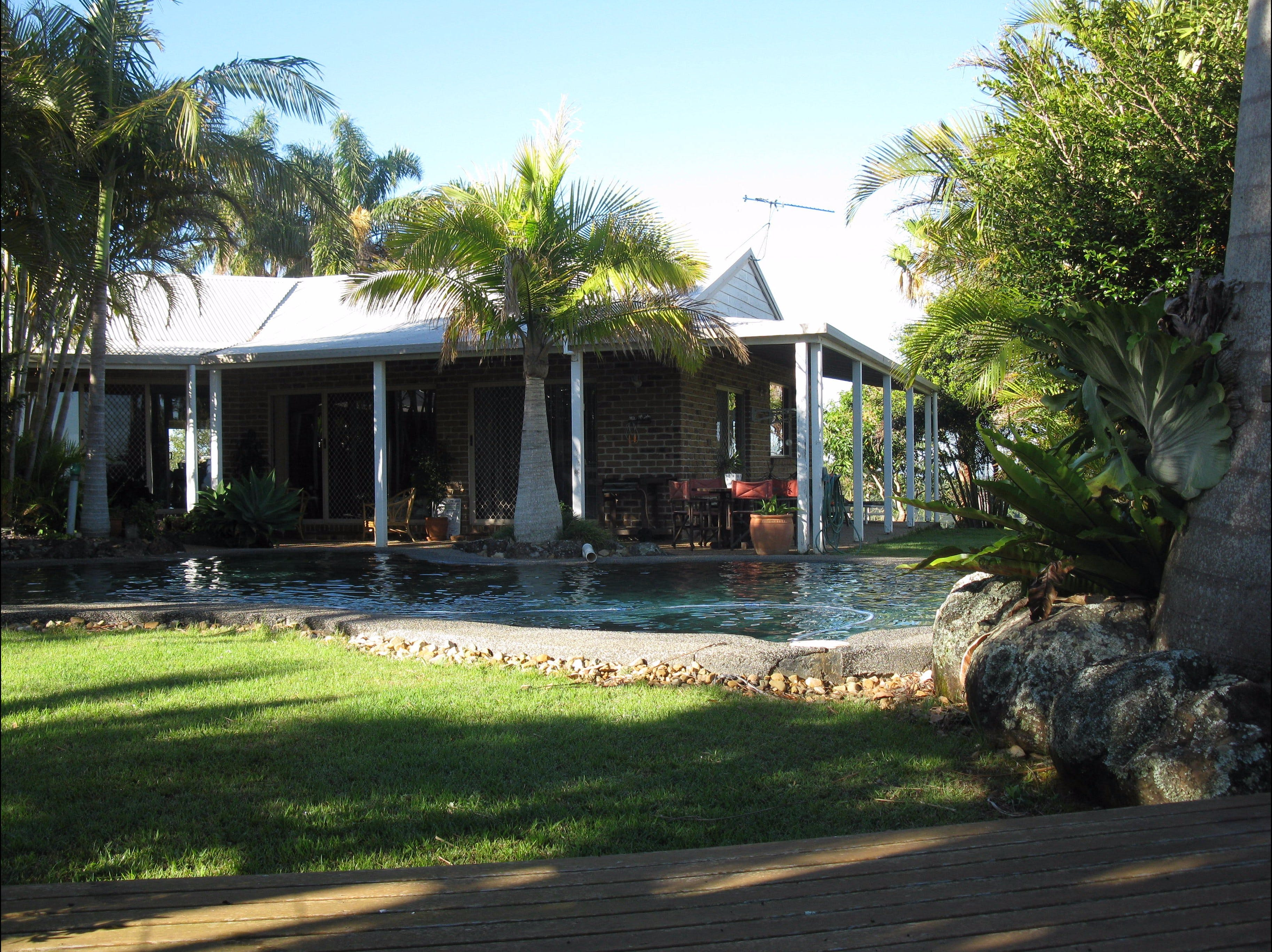 Twin Figs Country Retreat - Accommodation Cairns