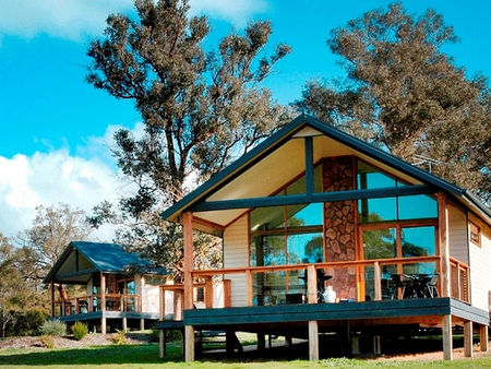Yering Gorge Cottages and Nature Reserve - Accommodation Cairns