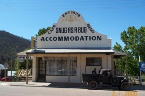Snug as a Bug Motel - Accommodation Cairns
