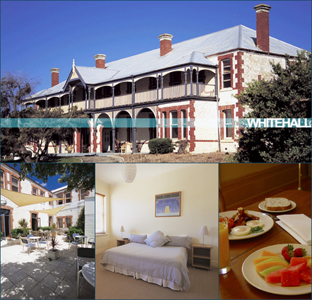 Whitehall Guesthouse Sorrento - Accommodation Cairns