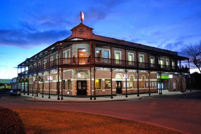 Grand Terminus Hotel - Accommodation Cairns