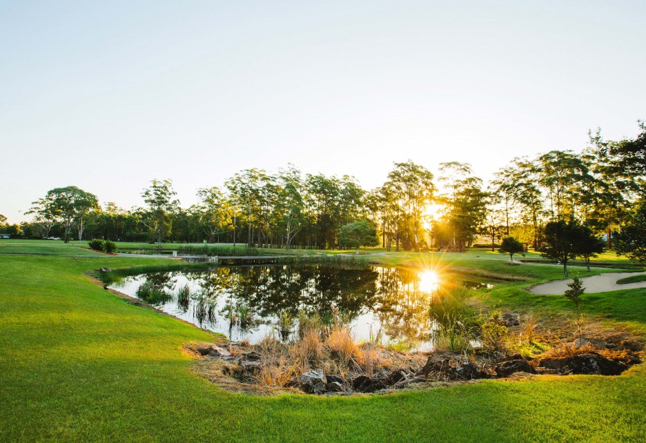 Tallwoods Golf Course and Resort - Accommodation Cairns