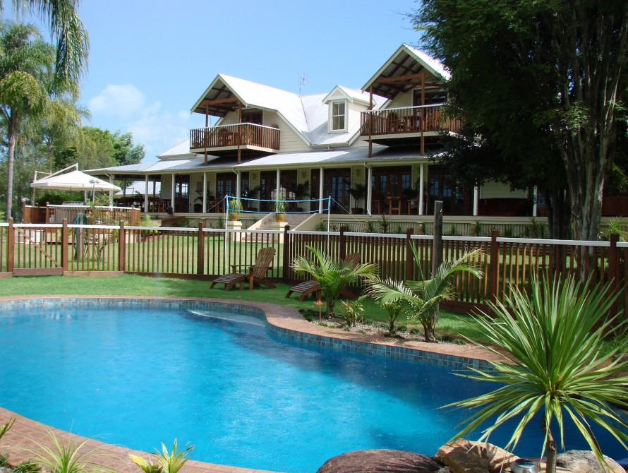Clarence River Bed  Breakfast - Accommodation Cairns