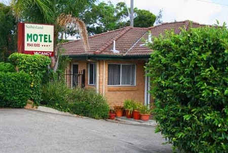 Sutherland Motel - Accommodation Cairns