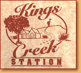 Kings Creek Station - Accommodation Cairns