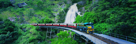 Kuranda Scenic Railway - Accommodation Cairns