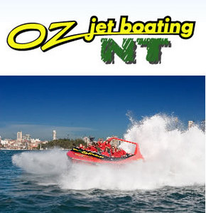 Oz Jetboating - Darwin - Accommodation Cairns