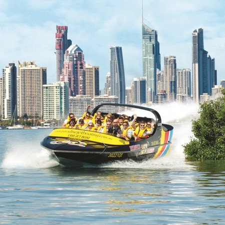 Paradise Jetboating - Accommodation Cairns