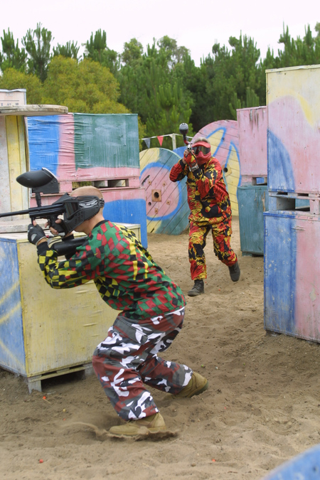 Paintball Skirmish Perth - Accommodation Cairns