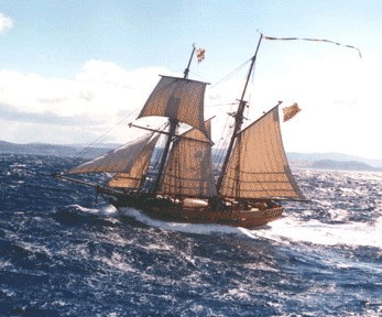 Enterprize - Melbourne's Tall Ship - Accommodation Cairns