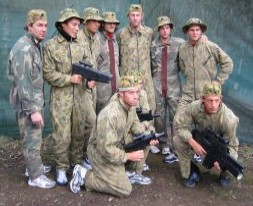 Challenge Paintball  Laser Skirmish - Accommodation Cairns