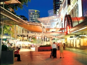 Queen Street Mall - Accommodation Cairns