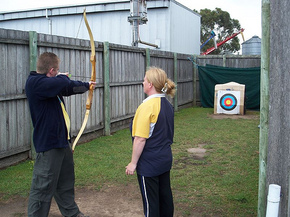 Bairnsdale Archery Mini Golf  Games Park - Accommodation Cairns