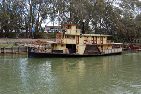 Emmylou Paddle Steamer - Accommodation Cairns