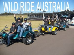 A Wild Ride - Accommodation Cairns